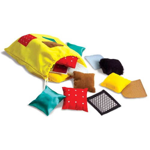 Montessori Touch Textures Bag