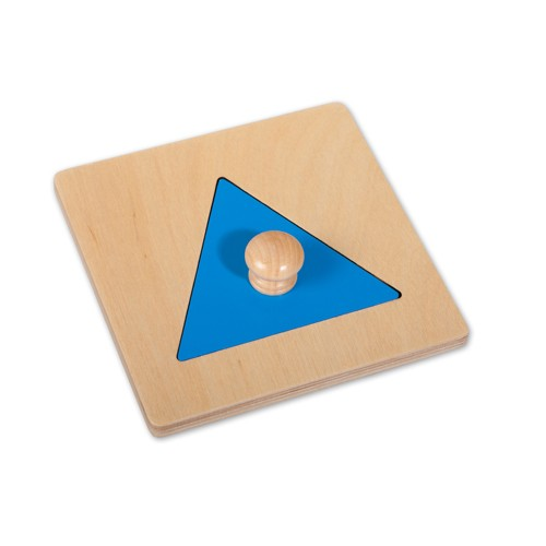 Montessori Simple Triangle Puzzle