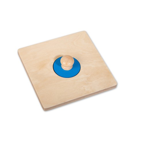 Montessori Simple Small Circle Puzzle