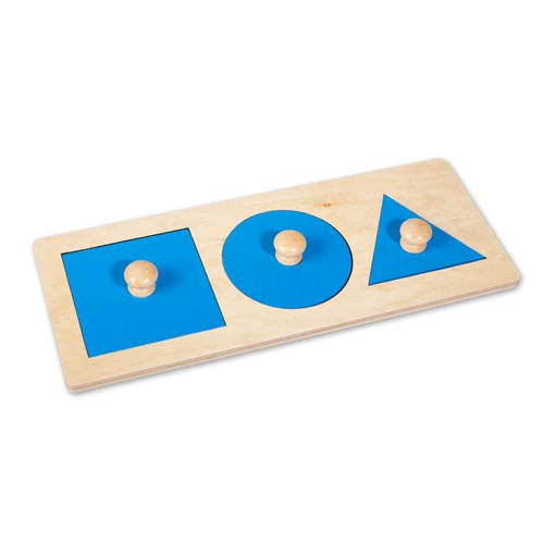 Montessori Learn the Shapes Puzzle