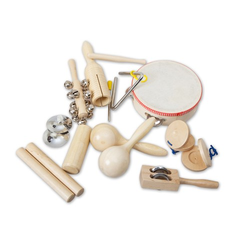 Montessori Percussion Instruments Set