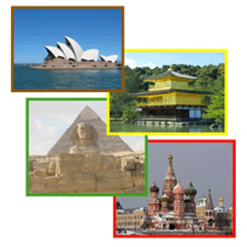 Montessori Continents Folders: Buildings .pdf file